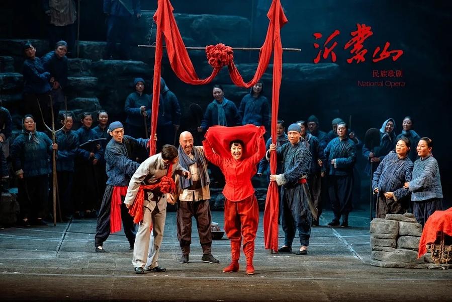 民族歌剧《沂蒙山》剧照。崔元摄.jpg